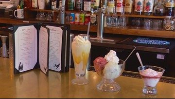 Alcohol and ice cream? This Austin shop is serving up the perfect pair