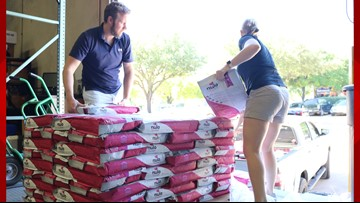 Tomlinson's Feed distributes 50K pounds of pet food to animal rescues