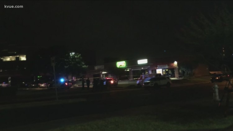 Deadly shooting in North Austin