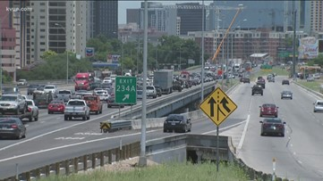 Austin traffic ranked 18th worst in the US