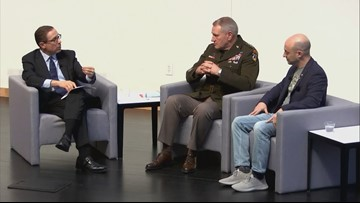'Army Futures Command: Why now? Why Texas?' event hosted at UT-Austin