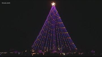 Austin hosts 53rd annual tree lighting ceremony at Zilker Park