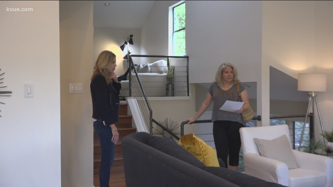In-person open houses have resumed in Austin