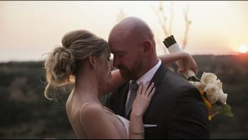 Austin police officer receives wedding, medical help after cancer diagnosis