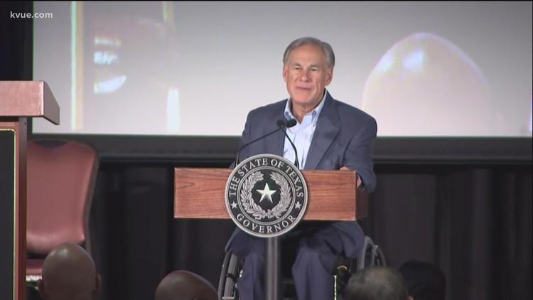 Texas Gov. Greg Abbott signs bail reform bill into law