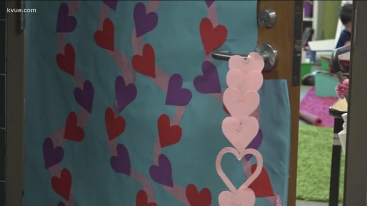 'Have a Heart': Leander kids selling paper hearts for a good cause