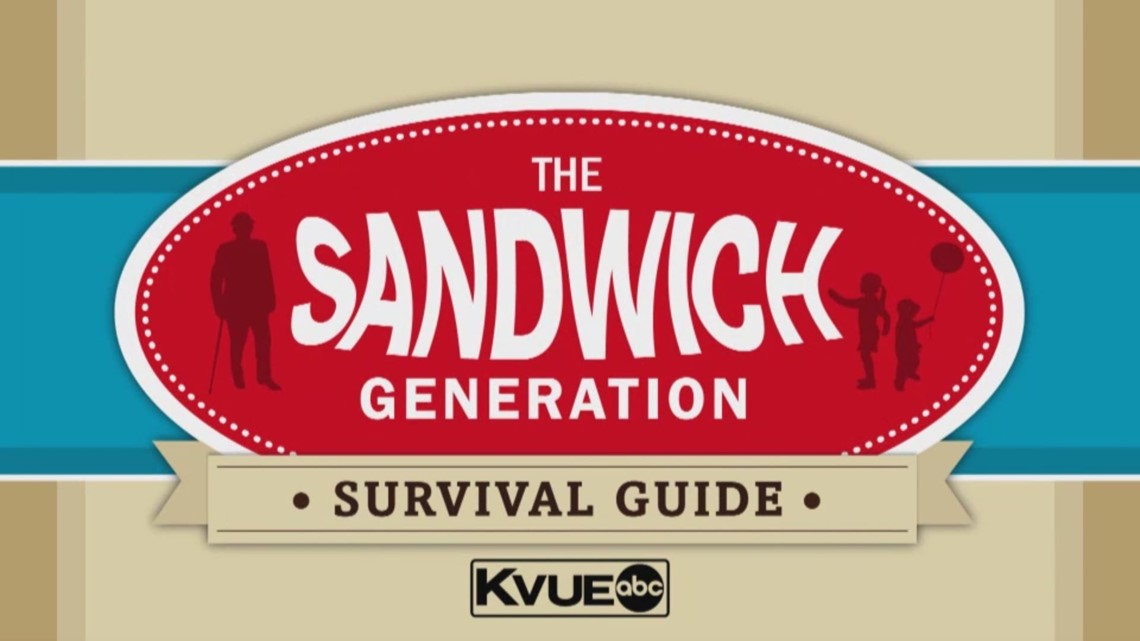 Sandwich Generation Survival Guide