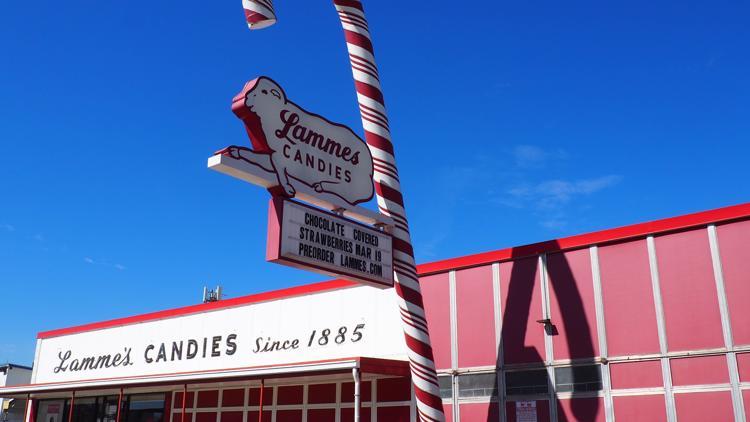 Keep Austin Local: Lammes Candies