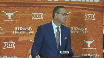 Chris Del Conte's Town Hall meeting answers questions on changes for Longhorn program