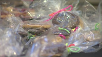 Cookies for a cause   Local teen raises money to support abuse victims