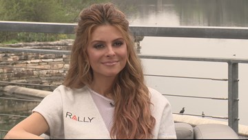 'The only way to grow is through pain': Maria Menounos shares inspiring advice on how to overcome setbacks