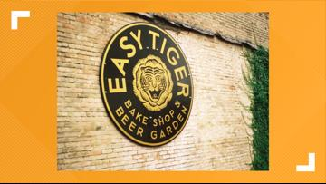 Easy Tiger bakery working overtime to feed those in need during the COVID-19 pandemic