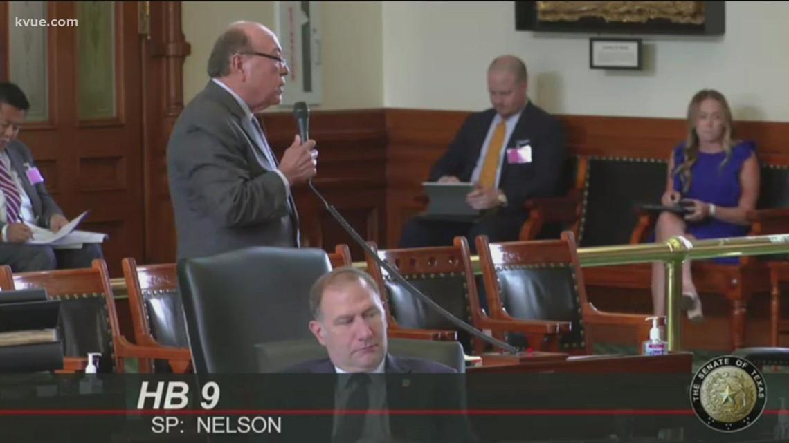 Texas State Senate passes border security legislation