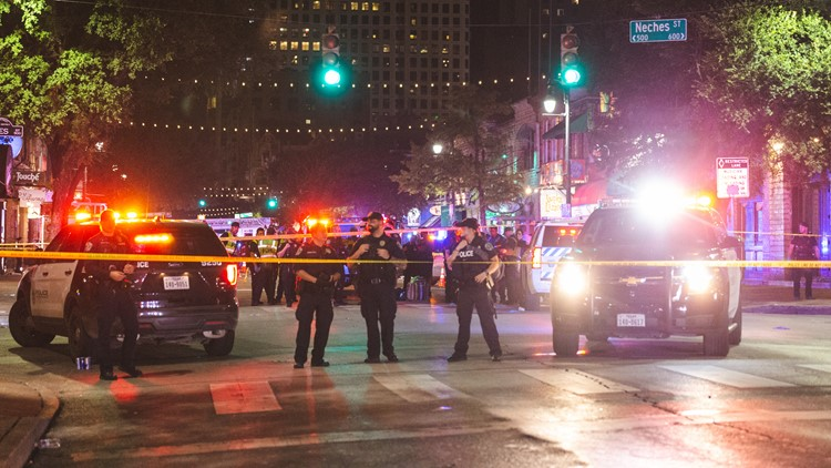 'EMS coming to Sixth Street?': First responder audio reveals what unfolded after Austin shooting
