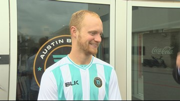Austin Bold FC adds some local flavor, including a Dripping Springs native