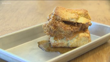 Foodie Friday: Austin's Bird Bird Biscuit