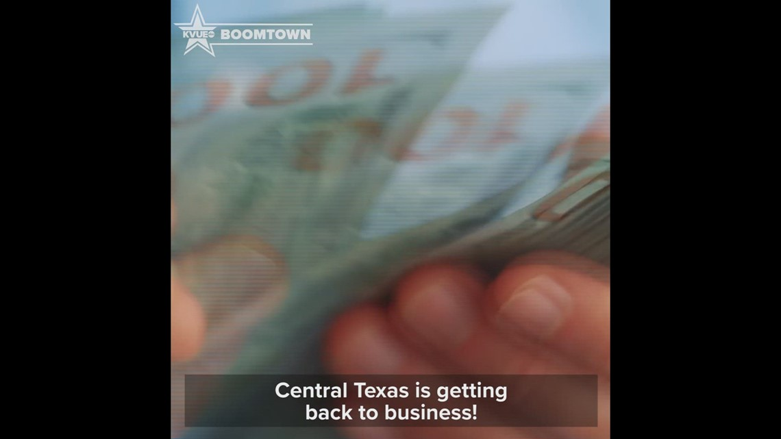 Boomtown: Central Texas businesses bounce back from pandemic