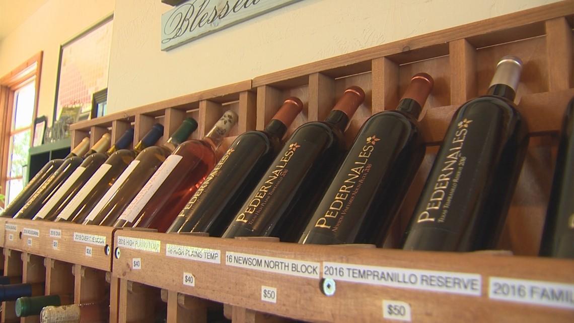 Take This Job: Bottling wine at Pedernales Cellars