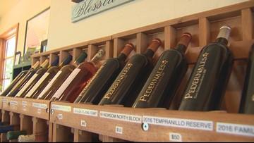 Take This Job: Wine bottling at Pedernales Cellars