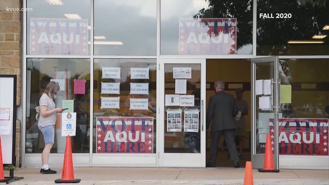 Early voting in Travis County runoff election underway