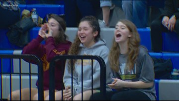 Second round schedule for girls high school basketball playoffs