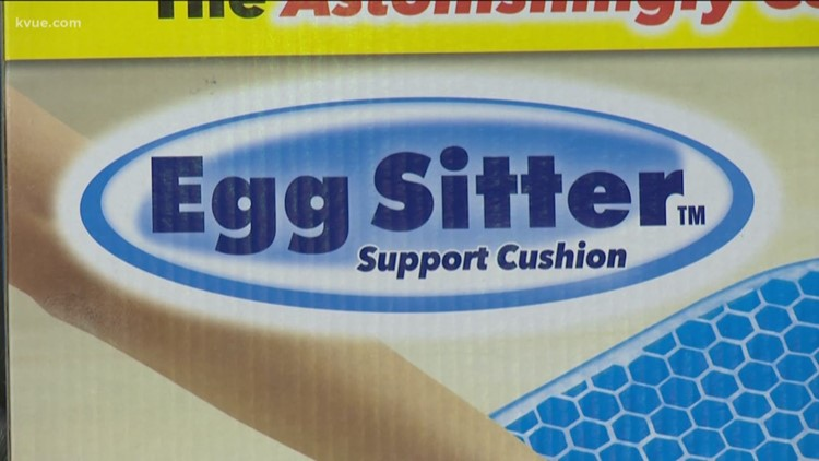 Does it Work: Egg Sitter Support Cushion