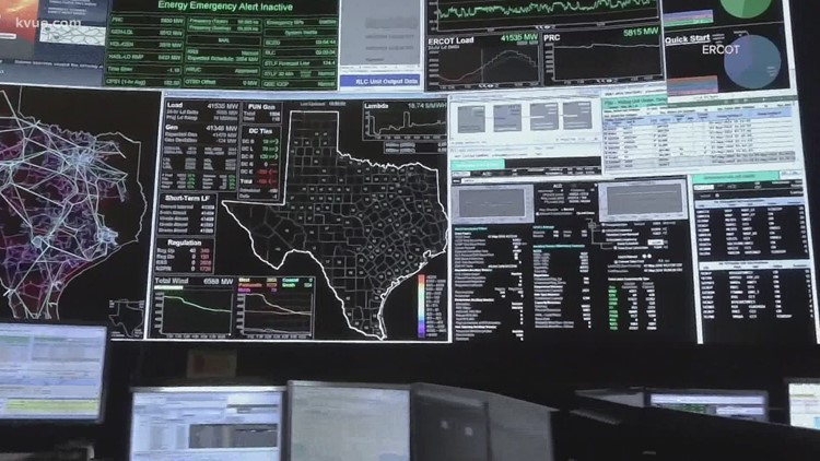 Defenders: ERCOT releases information about unplanned electric outages