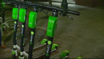 Austin officers could soon be able to give $40 tickets to reckless scooter riders