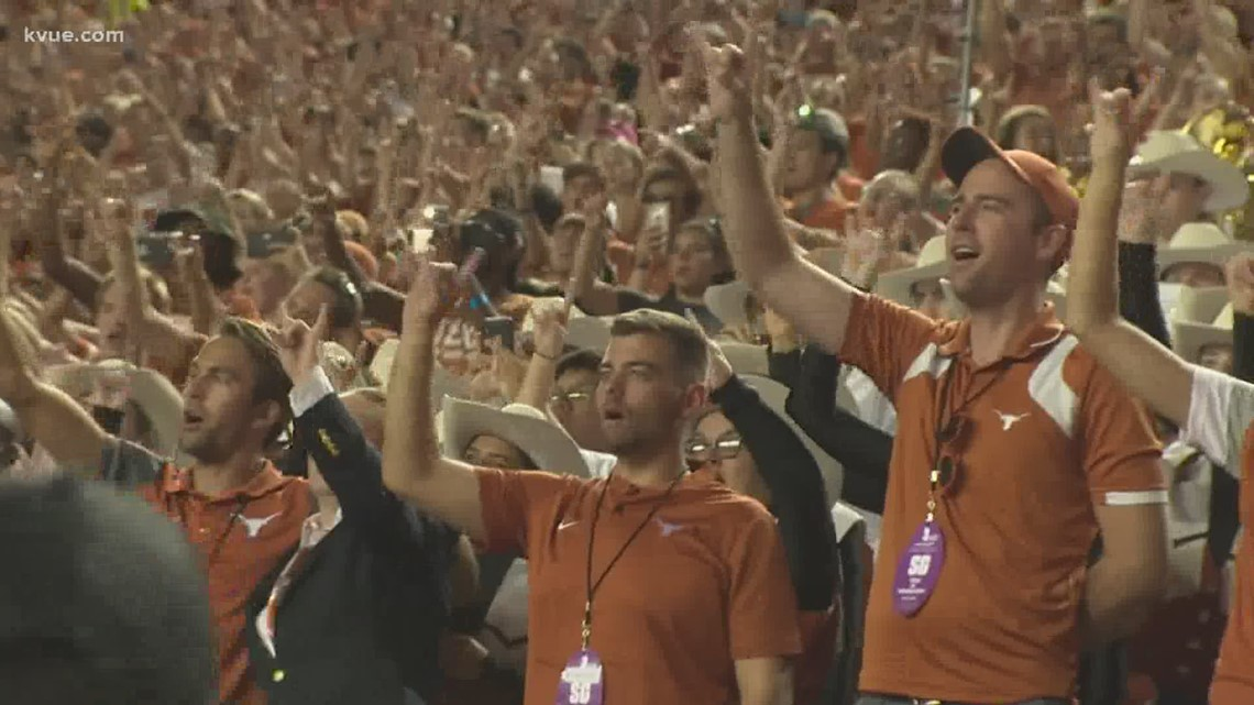 UT committee to release report on 'The Eyes of Texas'