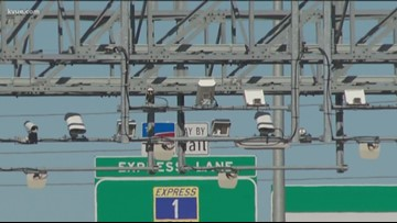 Police cracking down on unpaid tolls in Central Texas