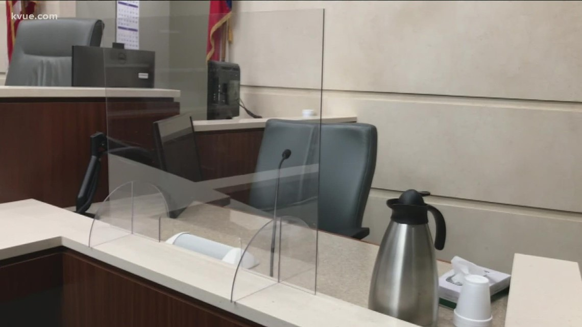 Travis County pauses in-person jury trials