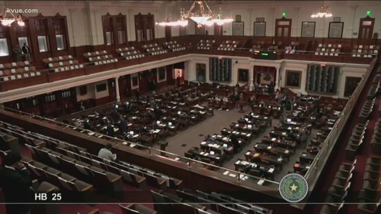 Texas transgender student-athletes bill passes Texas Senate, headed back to House with amendment