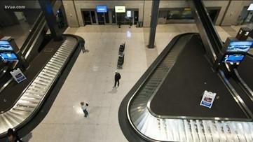 Fewer people flying, using transit amid coronavirus concerns