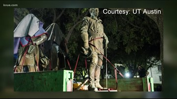 2 years after UT Austin removed Confederate statues, group takes case to appeals court