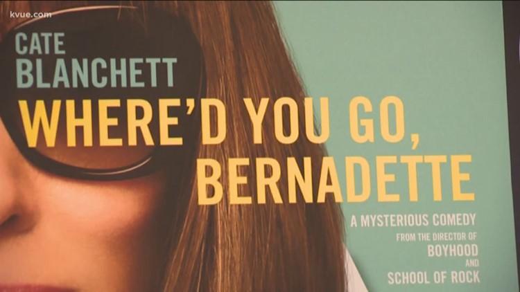 Richard Linklater holds 'Where'd You Go, Bernadette' screening at Austin Film Society