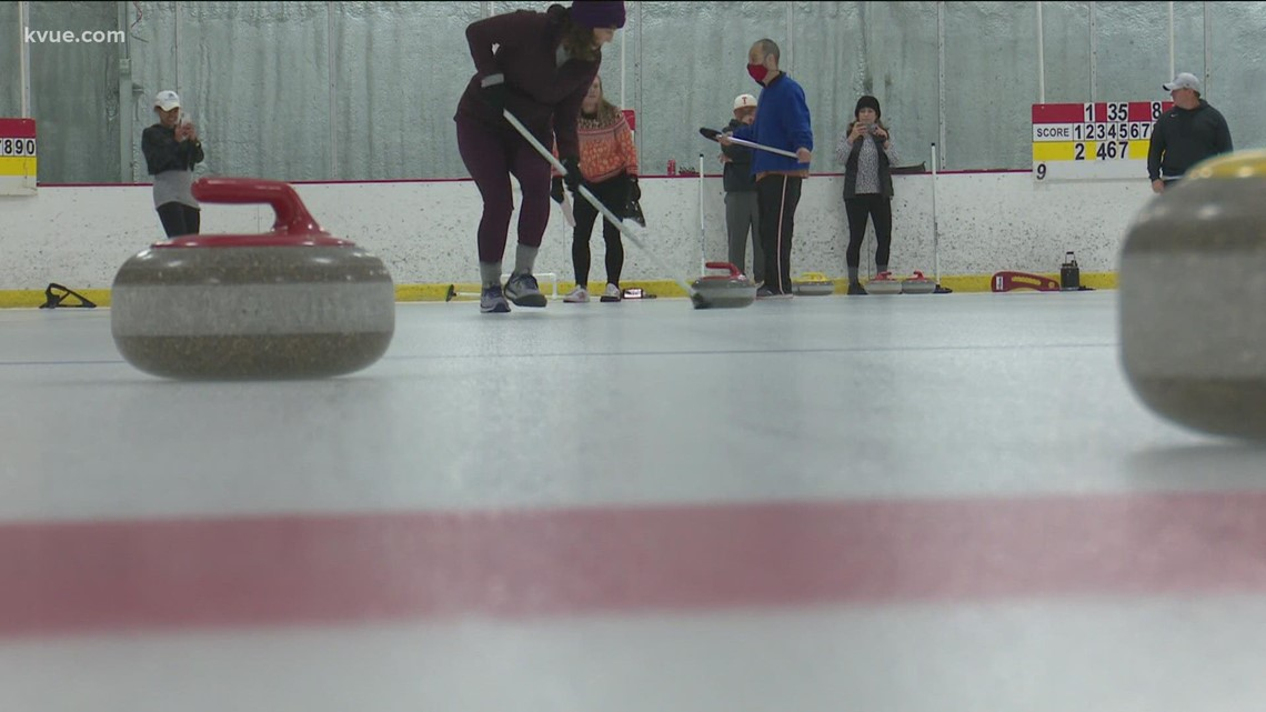 Curl Austin opens first curling-dedicated ice rink