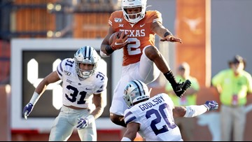 Several Texas Longhorns football players moving to new positions in 2020