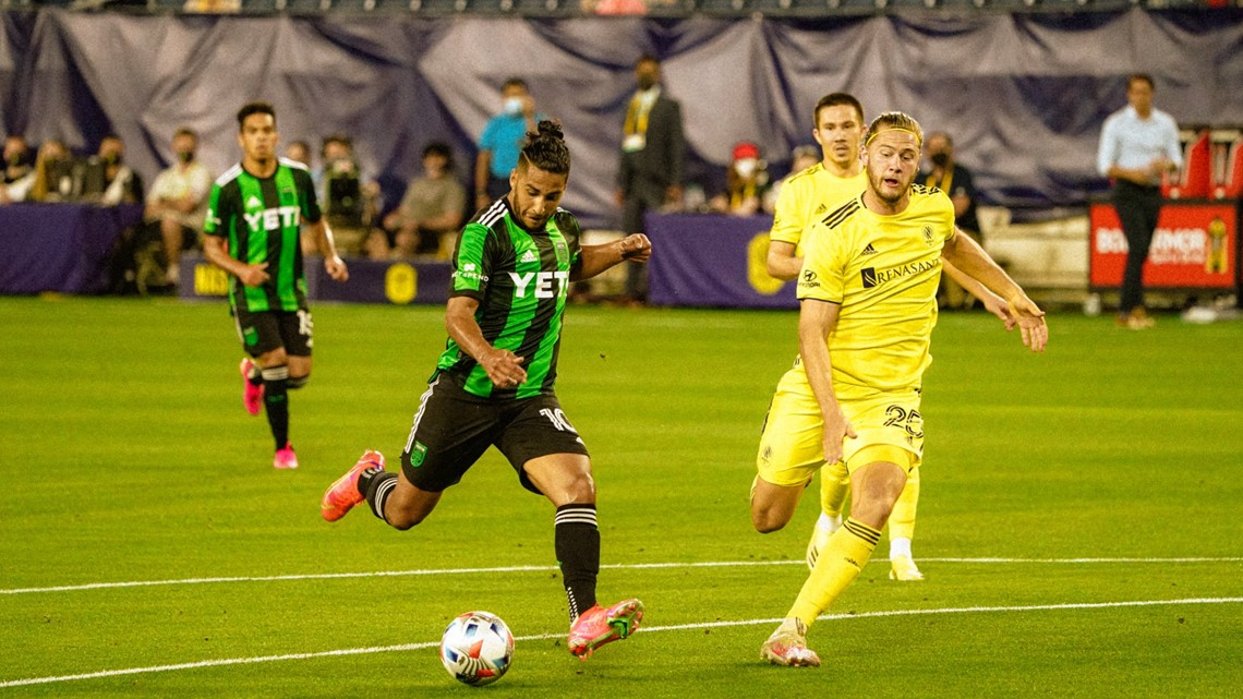 HIGHLIGHTS: Austin FC falls to Nashville SC, 1-0, after Jared Stroud goal taken back from VAR review