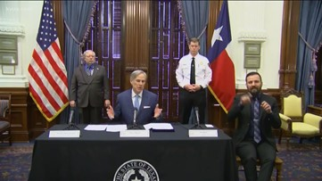 Gov. Abbott taking action to prevent the spread of COVID-19 in Texas