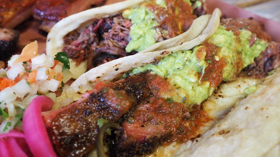 Valentina's promises barbecue with a Tex-Mex twist