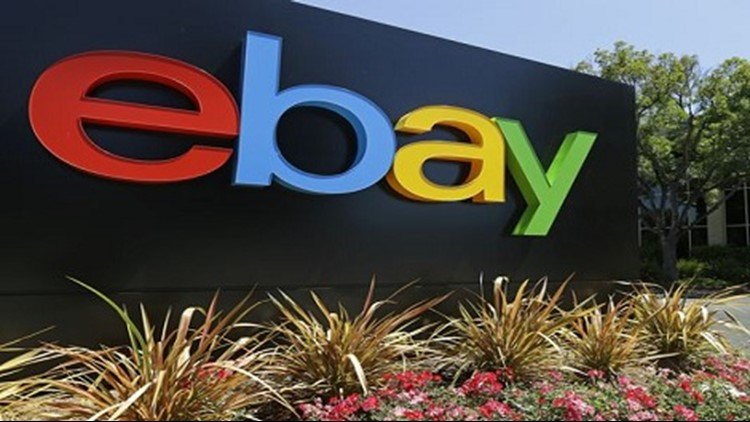 A Round Rock man has been accused of selling more than $325,000 worth of counterfeit clothing branded with major sports associations on eBay.
