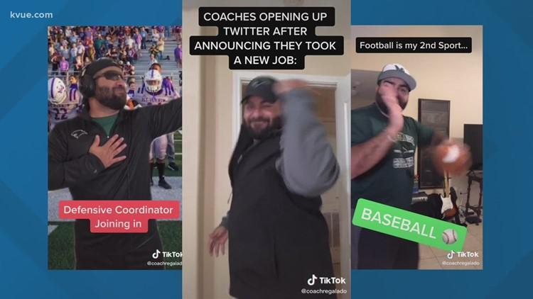 Meet 'The TikTok Coach,' Texas State alum Marco Regalado