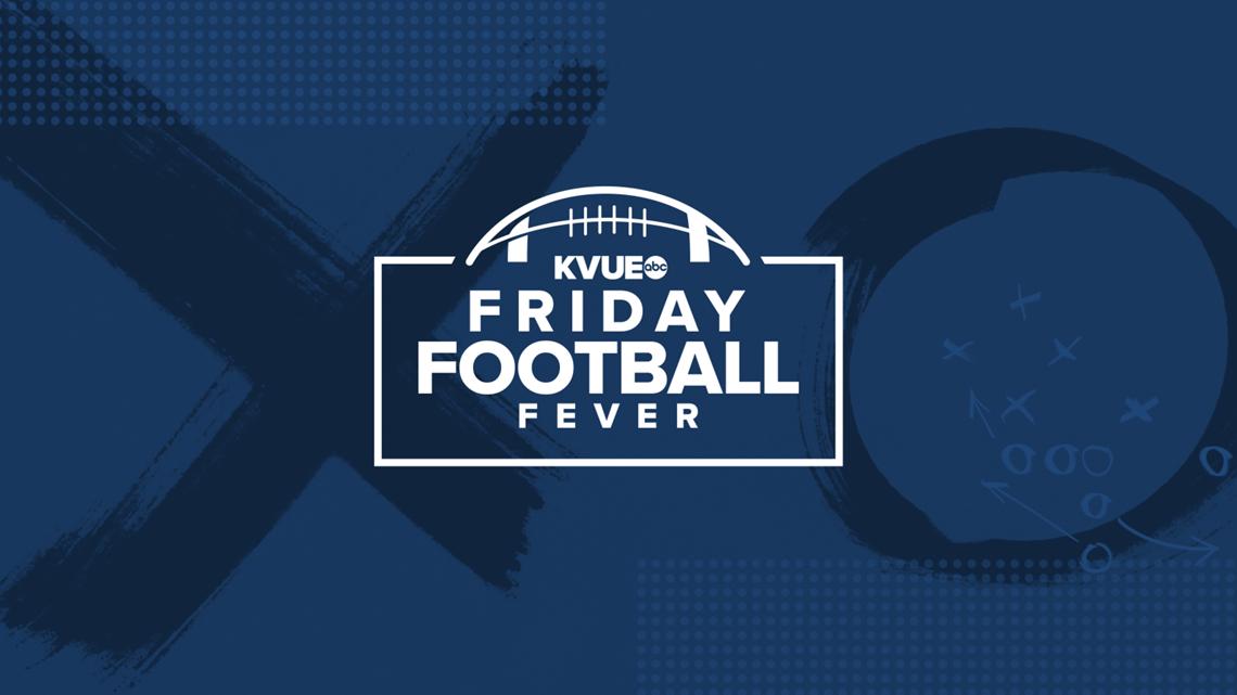 WATCH: KVUE Friday Football Fever – Oct. 18