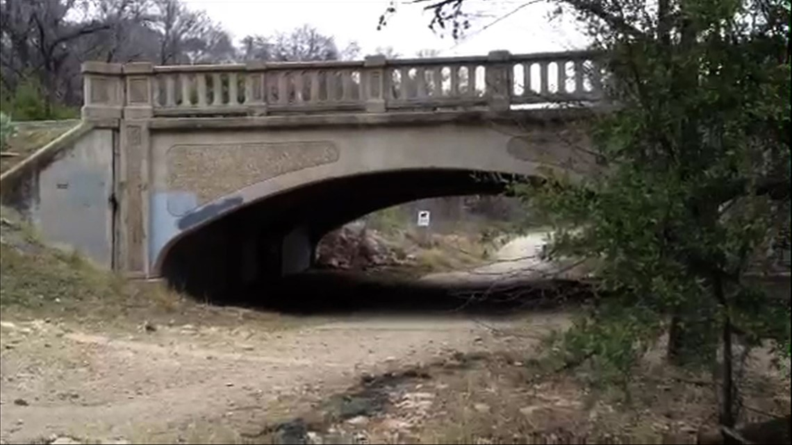 Buried treasure along Shoal Creek? Here are the stories