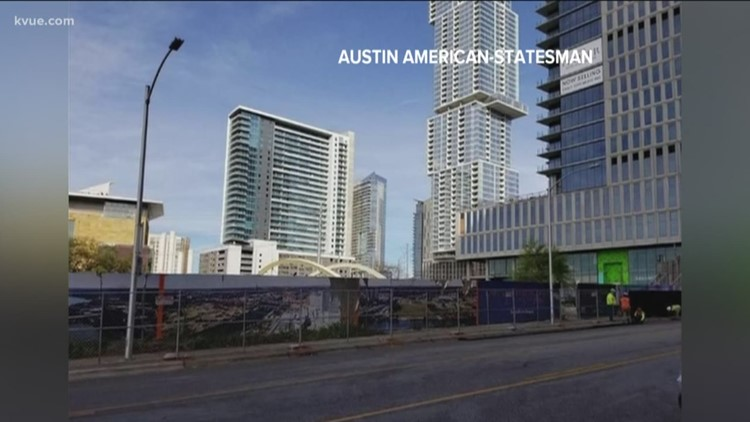 Google signs lease for 35-story tower in Austin