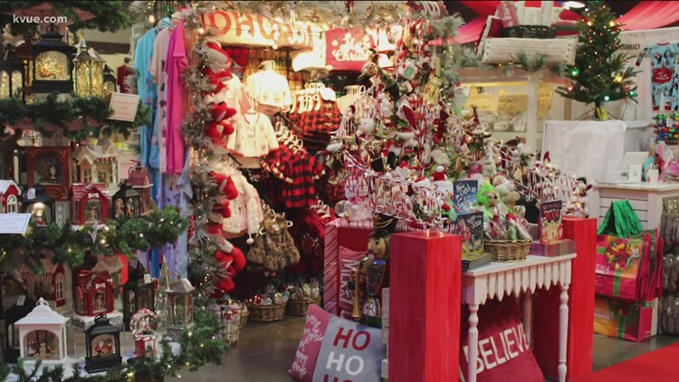 Junior League of Austin hosting 'Christmas in July' event
