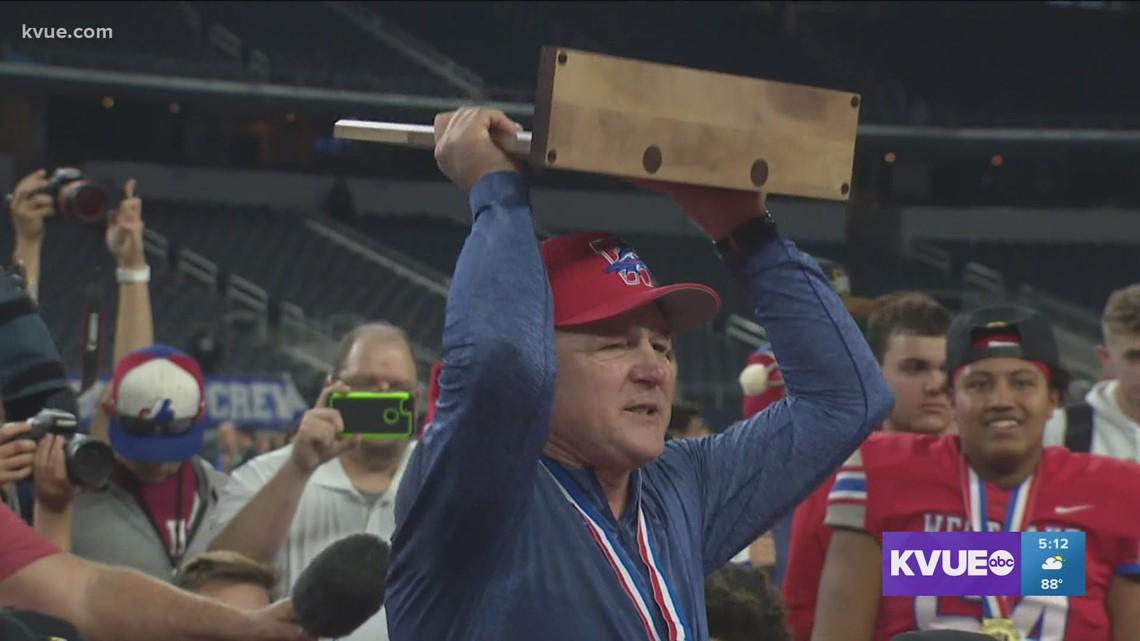 Westlake head football coach Todd Dodge announces retirement