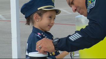 One sip at a time: Austin police get a special treat from Love With Lemons