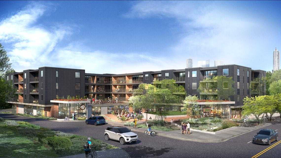 3 mixed-use developments going up on Austin's South First Street