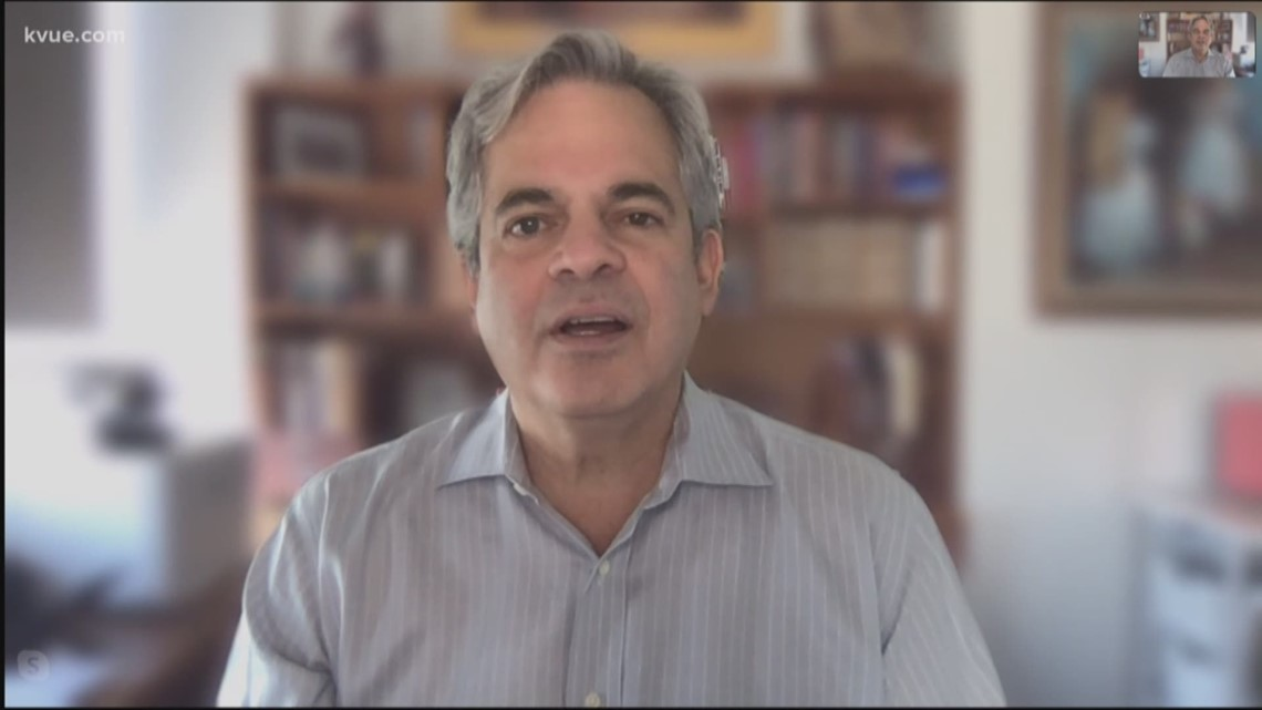 'Justice demands accountability' | Mayor Adler speaks about Mike Ramos and George Floyd